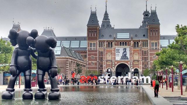 Amsterdam Źródło: Pixabay