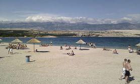 Plaża Zrce, Wyspa Pag Autor zdjęcia: Adriano Gasparri Źródło: https://www.flickr.com/photos/4everyoung/5805112363/