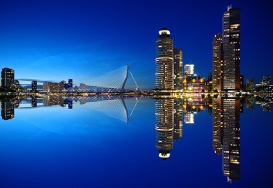 Rotterdam Źródło: Pixabay