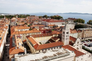 Panorama Zadaru Źródło: Pixabay