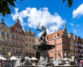 Gdańsk Autor zdjęcia: jenszhonk Źródło: Pixabay