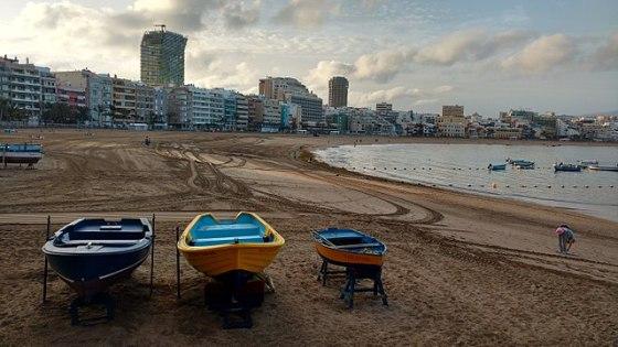 Gran Canaria koniec
