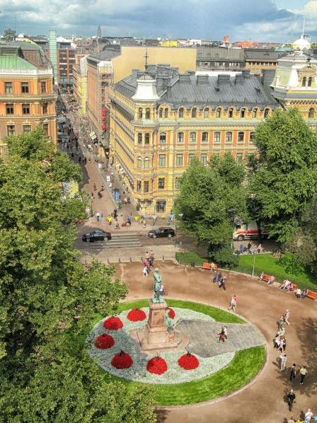Helsinki Autor zdjęcia: 12019 Źródło: Pixabay