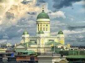 Katedra w Helsinkach Autor zdjęcia: 12019 Źródło: Pixabay