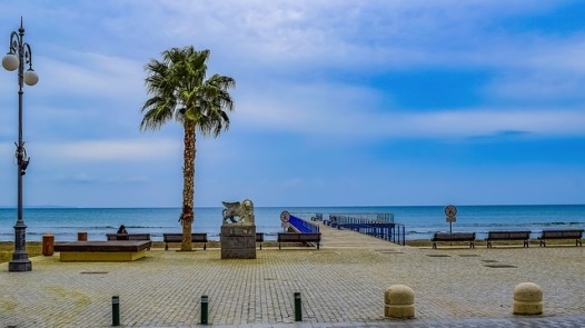 Larnaca na koniec