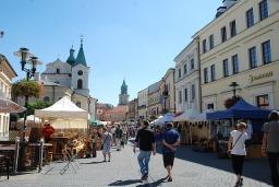 Lublin Autor zdjęcia: miogioco2011 Źródło: Pixabay