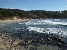 Plaża Pržina Autor zdjęcia: By 15:56, 12 October 2013 (UTC) - Own work, CC BY 3.0 https://commons.wikimedia.org/w/index.php?curid=28969455