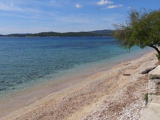 Plaża w Orebić