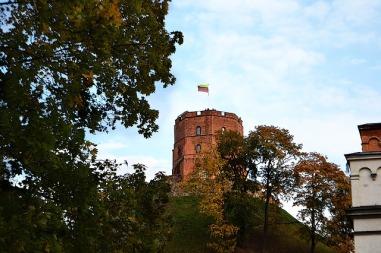 Wieża Giedymina, Wilno Autor zdjęcia: PublicDomainPictures Źródło: Pixabay
