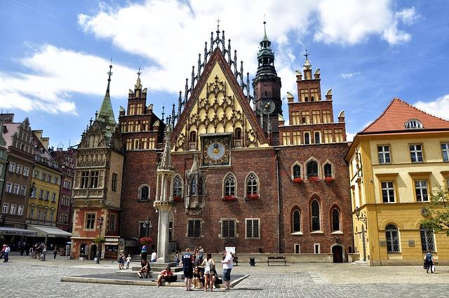 Wrocław Autor zdjęcia: przekokrzak Źródło: Pixabay